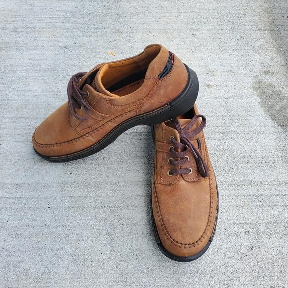 Ecco Fusion II lace up shoes. European Size 46